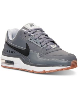 Nike Men s Air Max Ltd 3 Running Sneakers from Finish Line - Black ... 695701aecd