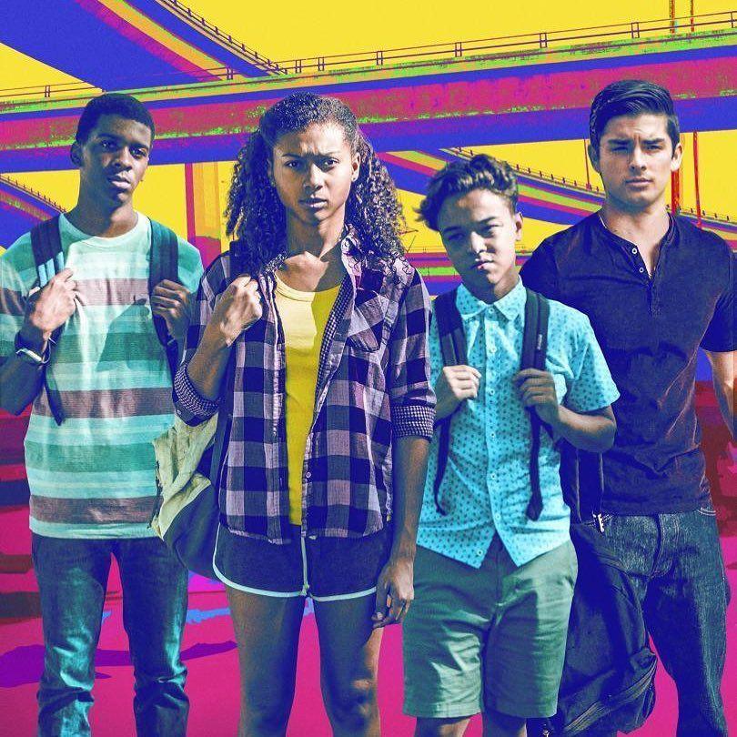 SERIE DEL MES On my block Un grupo de adolescentes de un