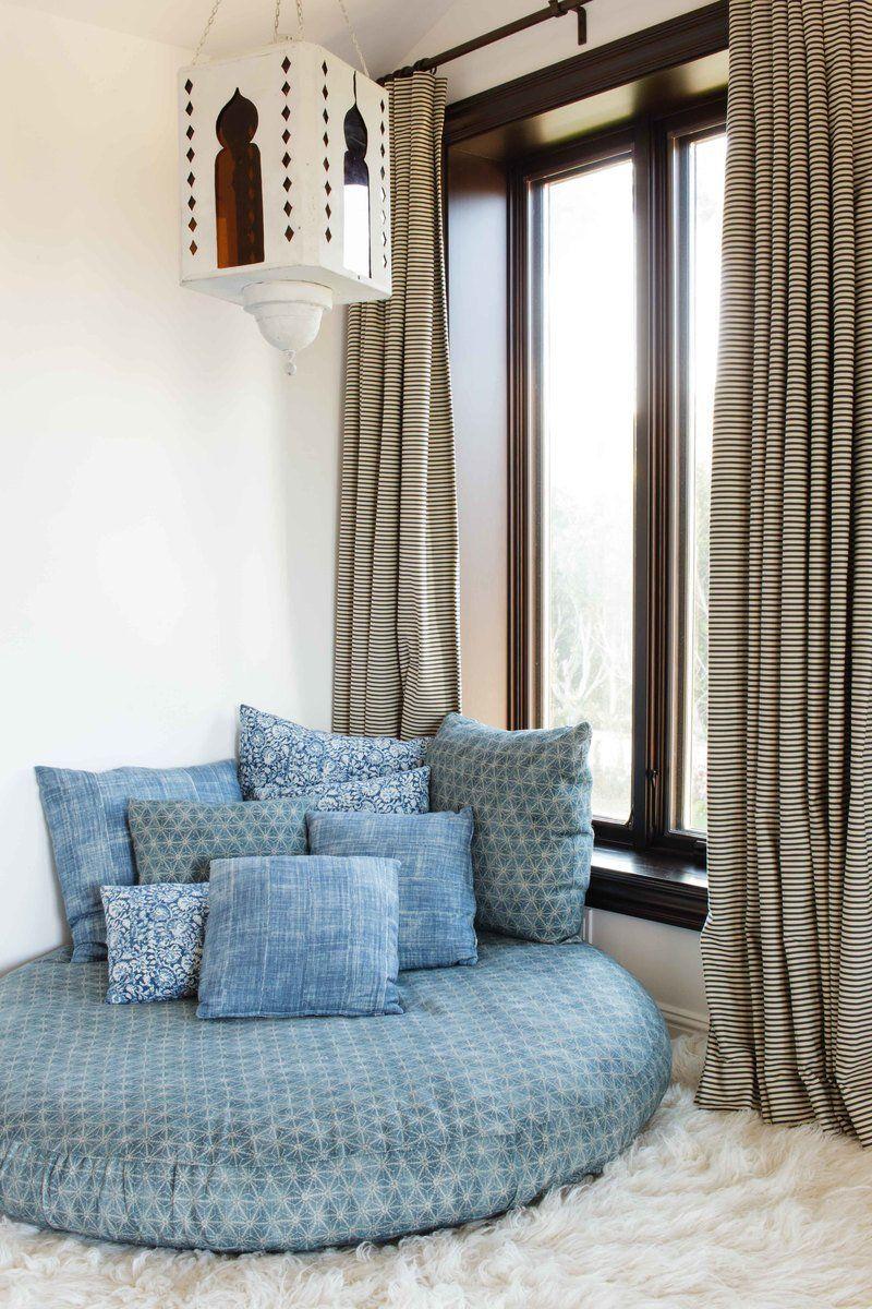 Moroccan Bedroom In US By Reath Design