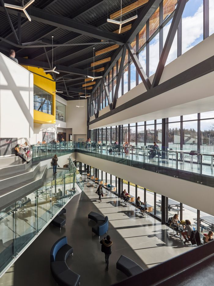 Trent University Student Center in 2020 Student center