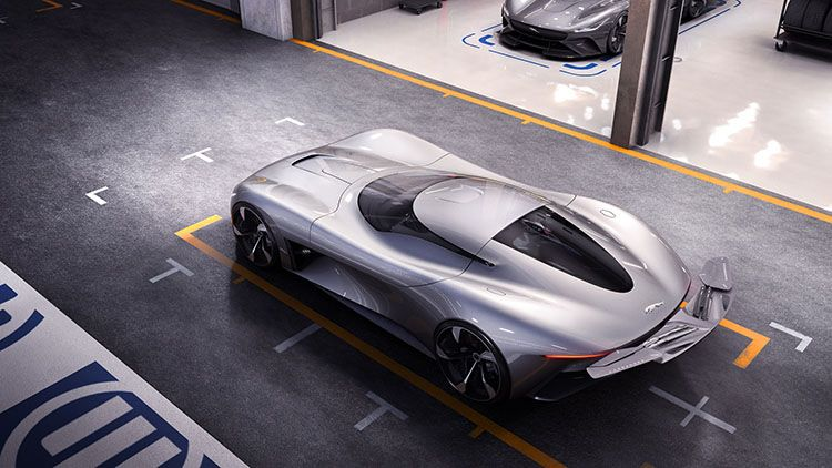 Jaguar Vision G