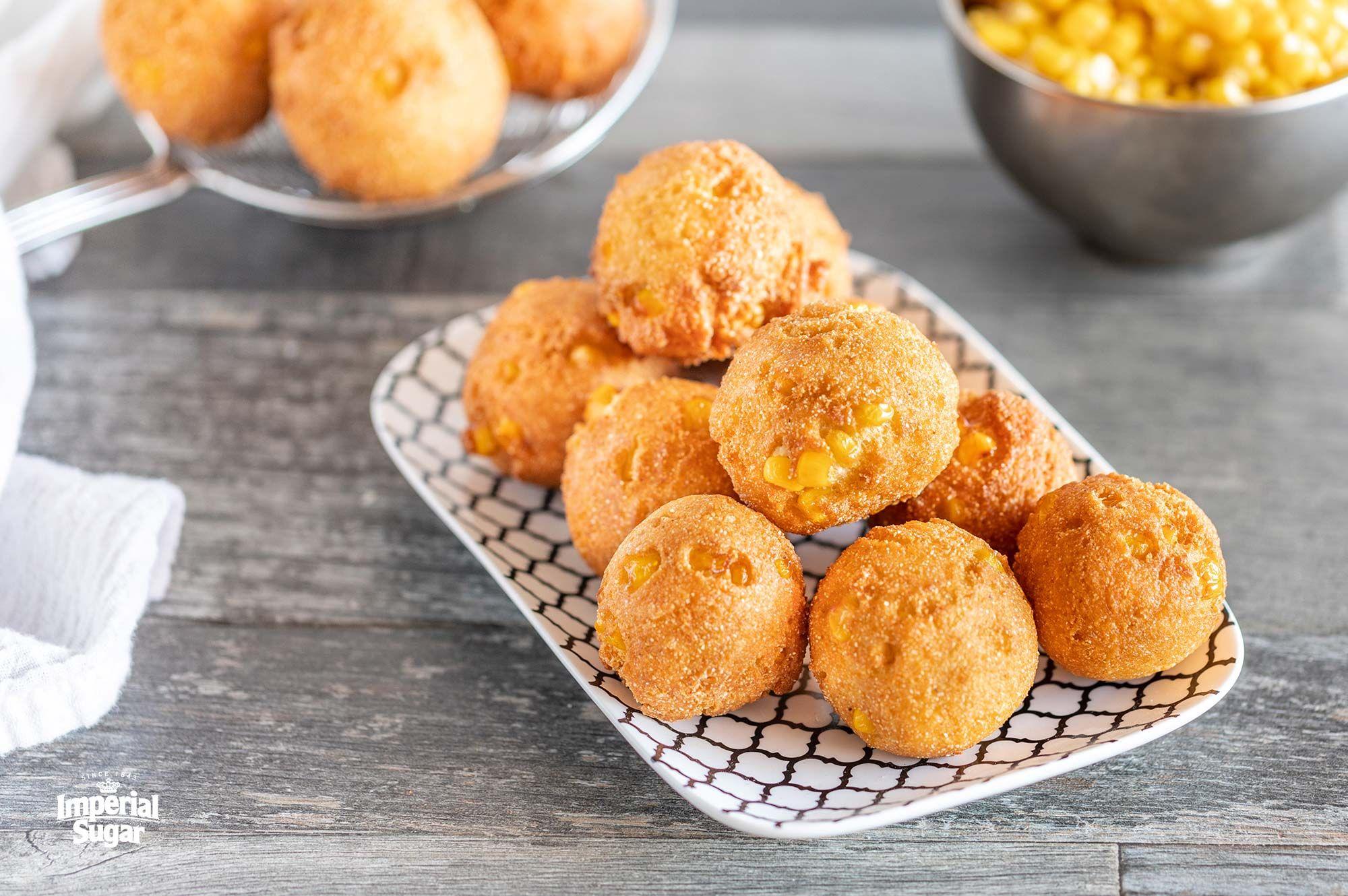 Sweet Corn Hushpuppies images