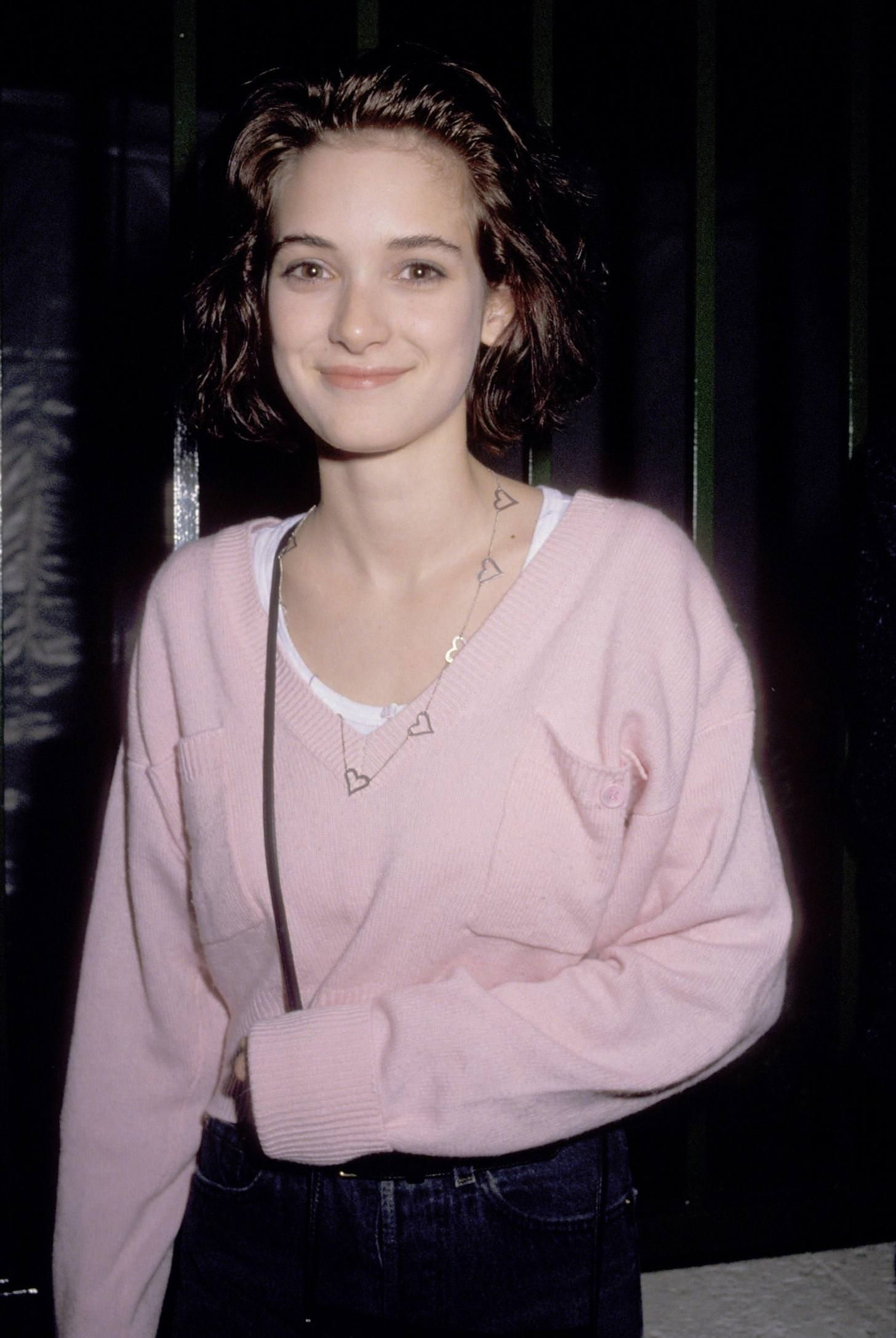 winona ryder outfits 50+ best outfits | 90s fashion, Winona ryder style, Fashion