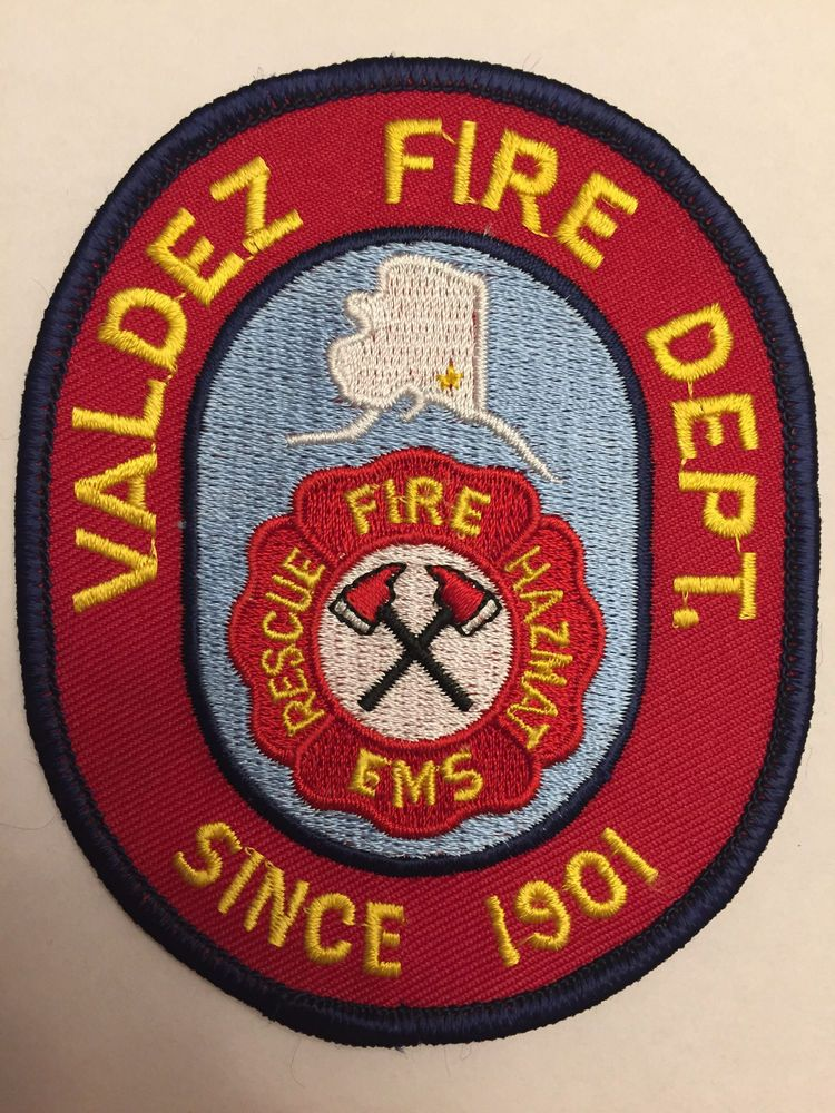 Pin on Patches First Responders