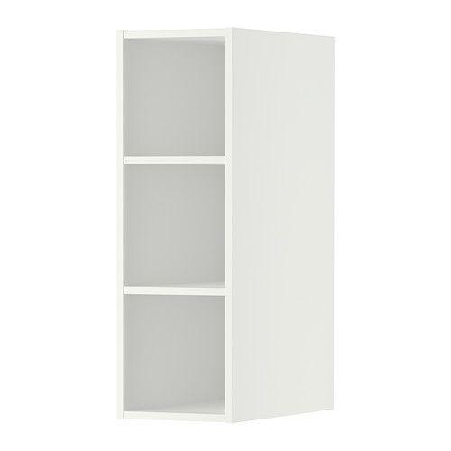 Ikea Regal Weiß ikea hörda regal weiß 20x37x60 cm wohnideen