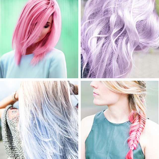 We Ve Been Thrilled To See People Rock Tons Of Fun Hair Color Trends In The Past