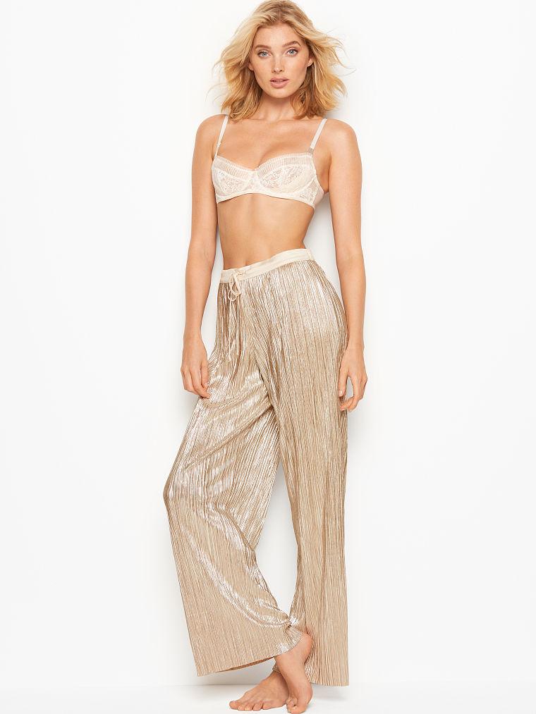 42c7fa77099f93 Shine Pleat Pant - Victoria s Secret