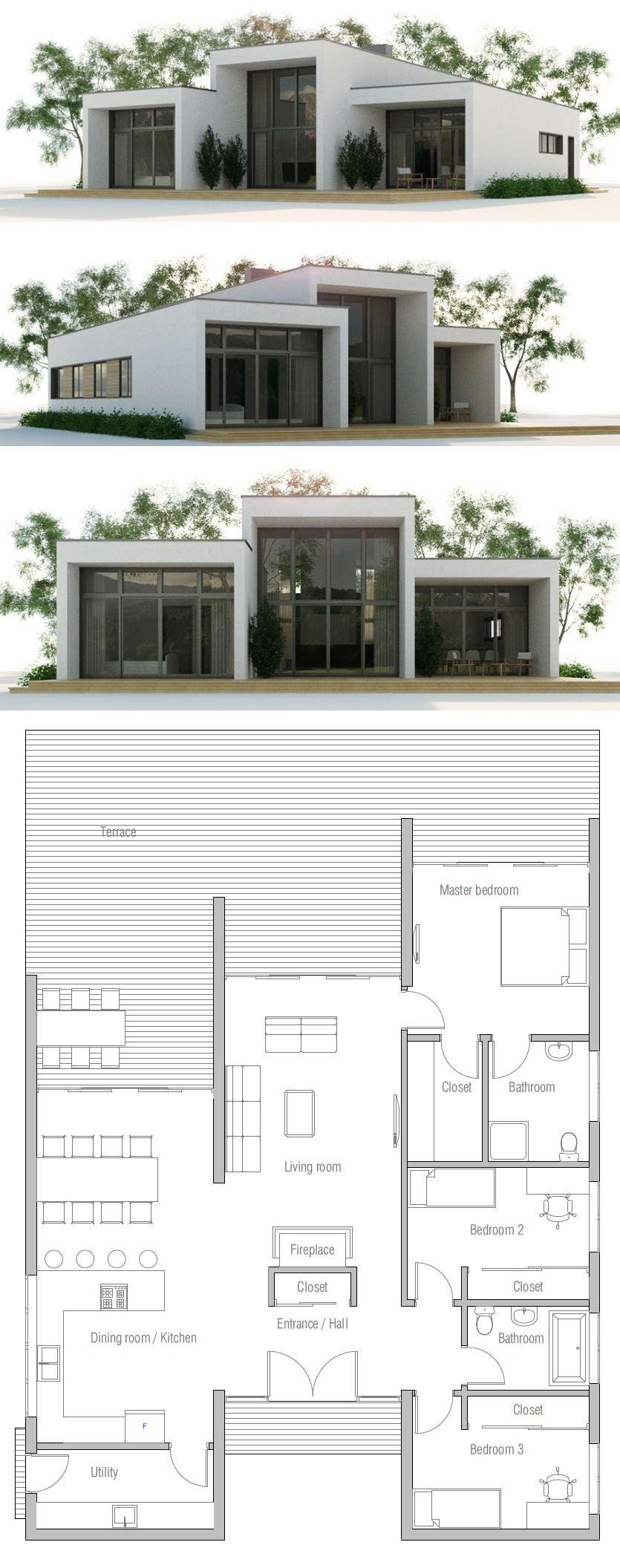 Modular Home Plan Shipping Container House Plan Prefab House Design Interior Deco Contemporary House Plans Building A Container Home Container House Plans