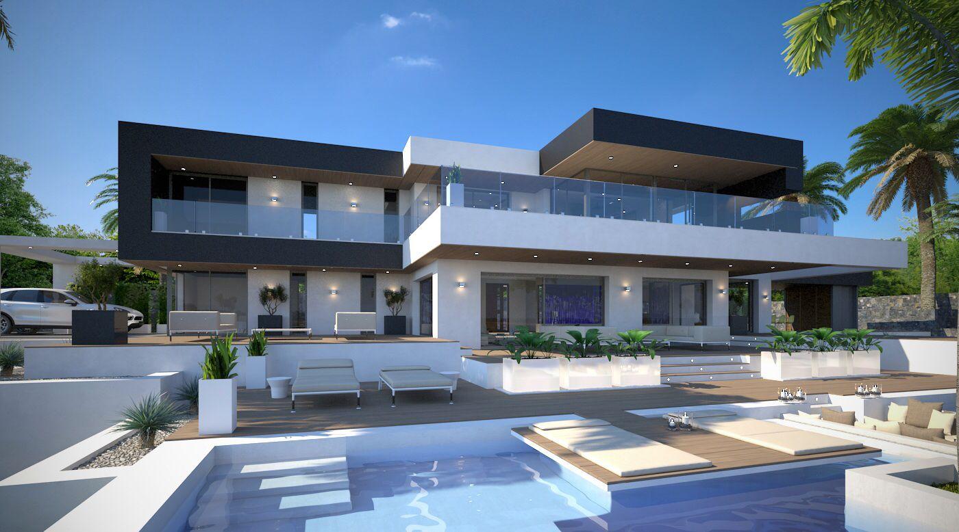 Chill Out | Houses | Pinterest | Häuser mit Pool, Moderne häuser und ...