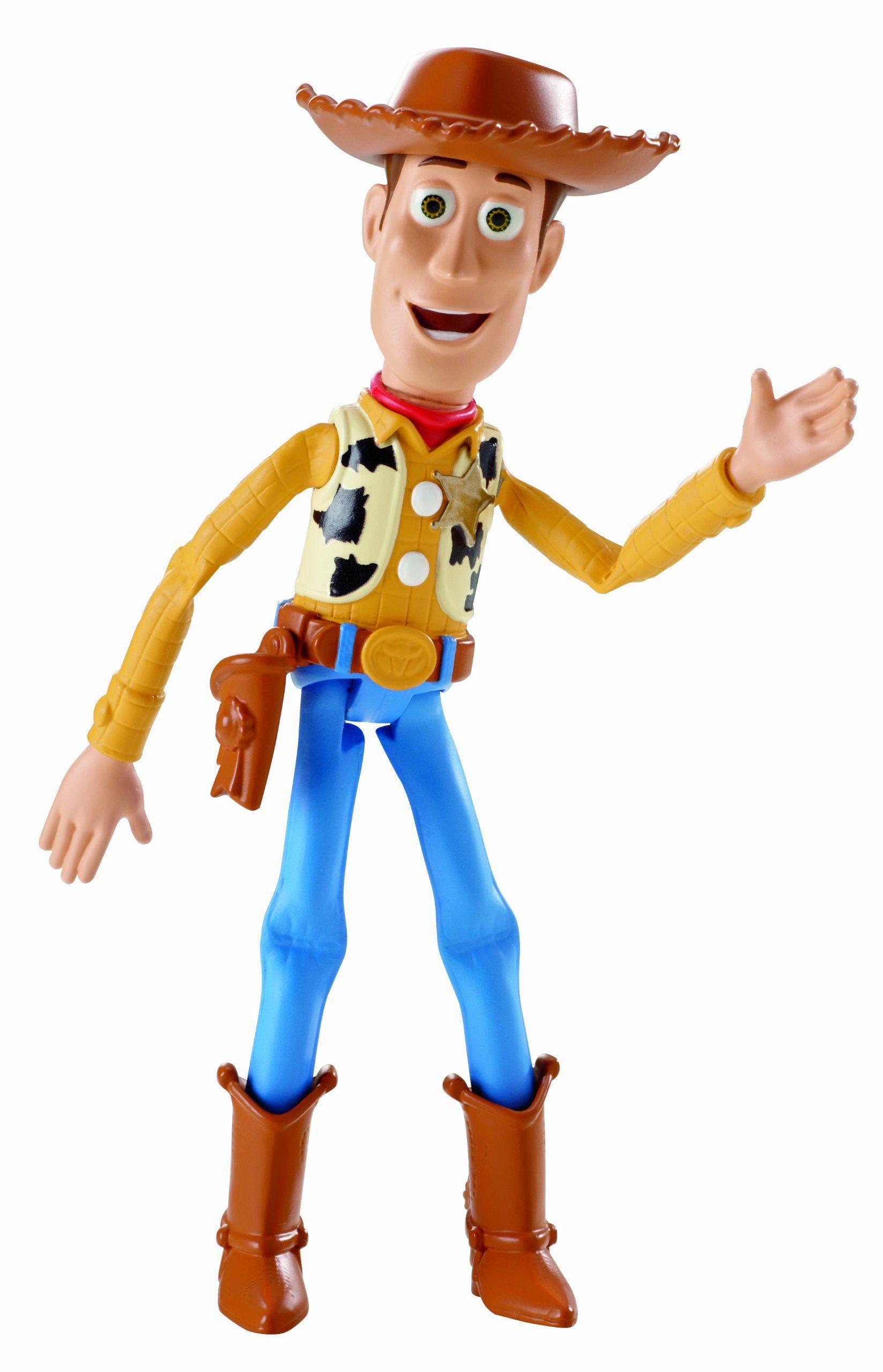 Amazon.com  Disney Pixar Toy Story Woody Figure c322f91c159