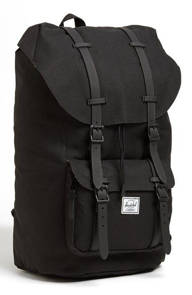 976c4dc4614 Free shipping and returns on Herschel Supply Co.  Little America  Backpack  at Nordstrom.com. Padded mesh pods pair with cushy