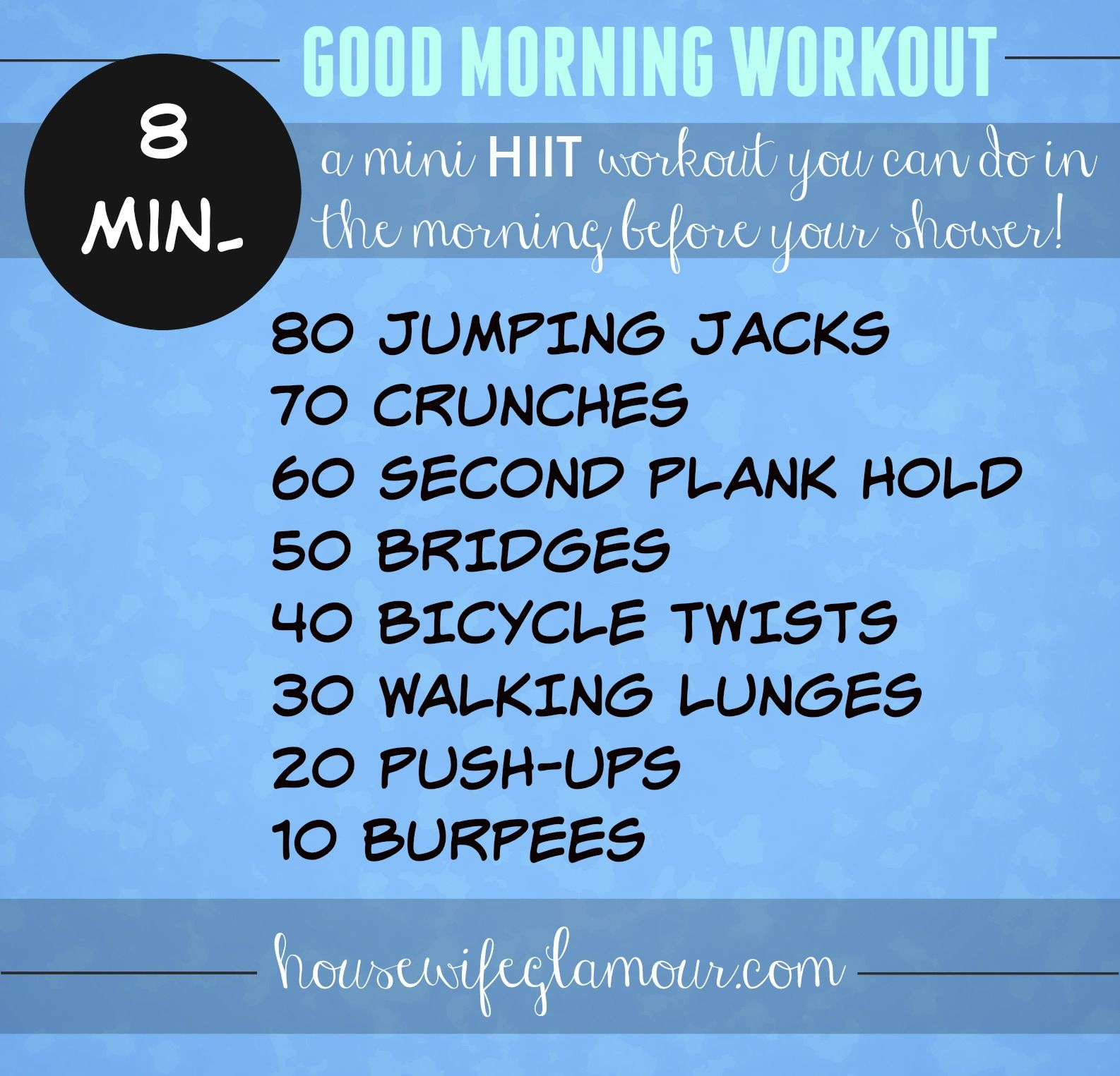 Quick Strategies In Strength Training Uncovered: Start Your Morning With This Quick Mini-workout Before