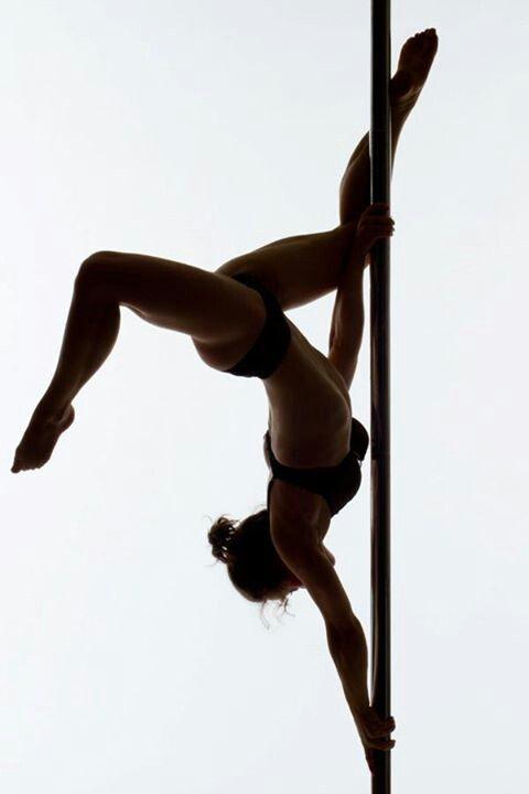 pole dance butterfly