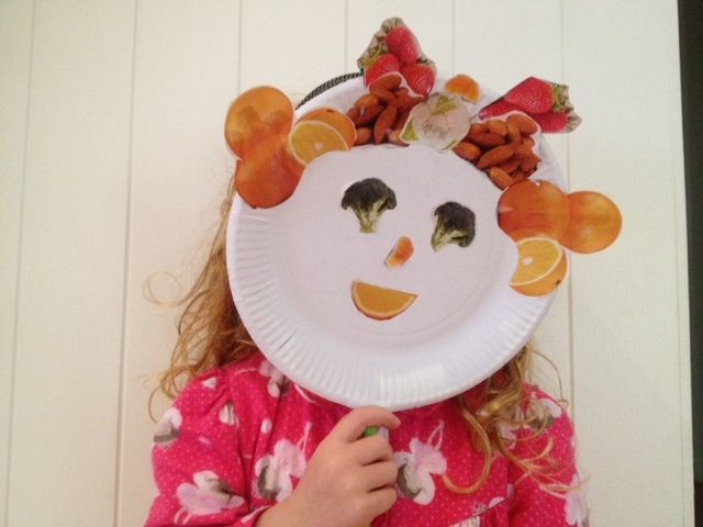 funny fruit face mask funny fruit face puppet fruit paper plate puppet fruit & funny fruit face mask funny fruit face puppet fruit paper plate ...
