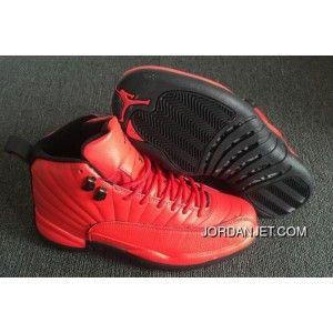 "ce32d2ecb17 New Air Jordan 12 ""Bulls"" Gym Red/Black 2018 For Sale Copuon, Price:  $103.33 - Wholesale New Jordans 2019 Shoes Free Shipping - jordanjet.com"
