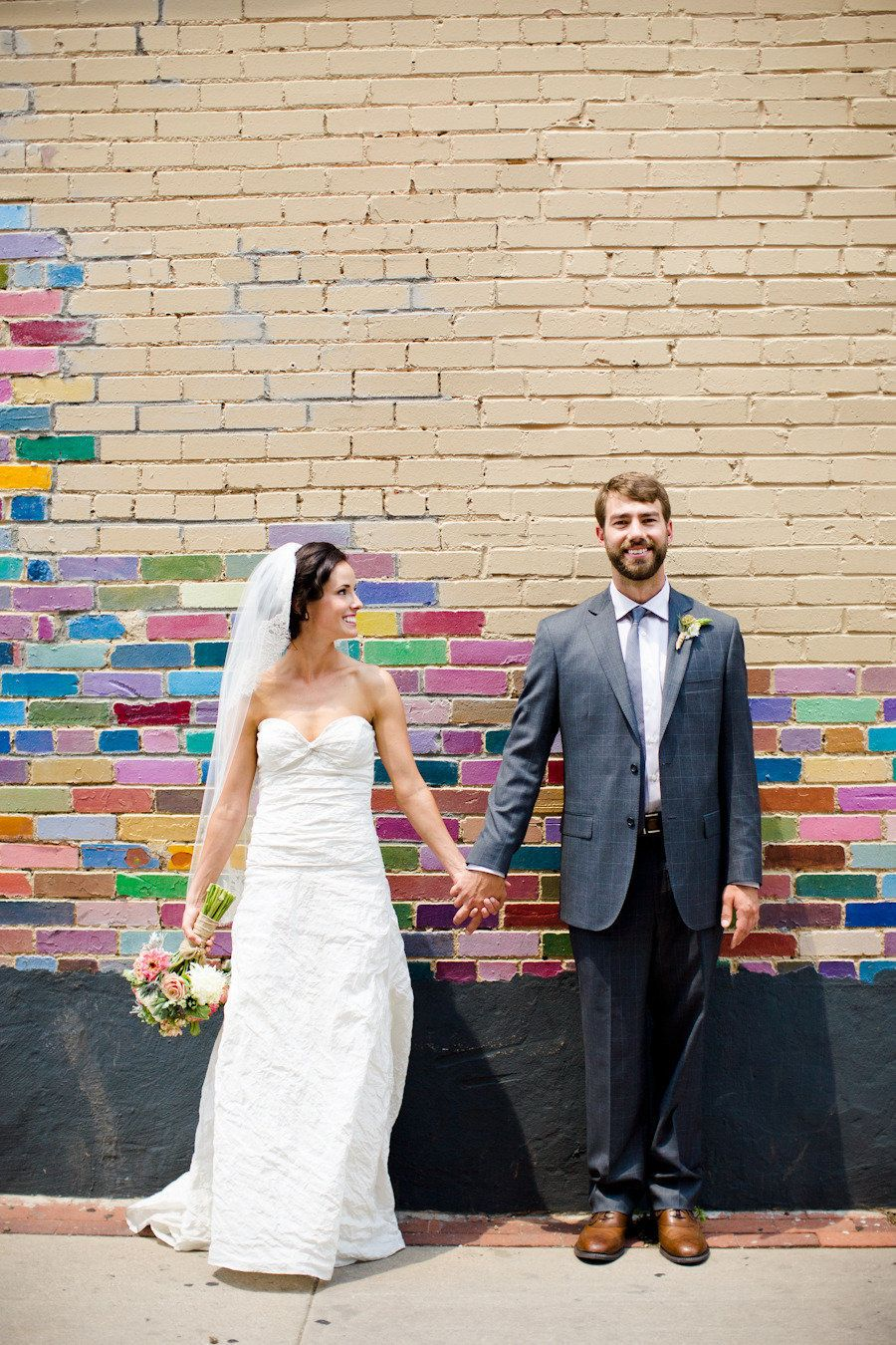 Boulder wedding from angie wilson photography floral designs