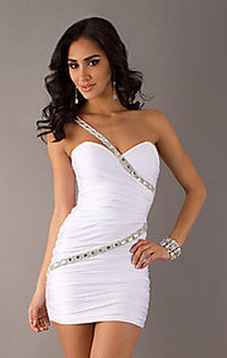 white-party-dresses-for-juniors.jpg | My Creations | Pinterest ...
