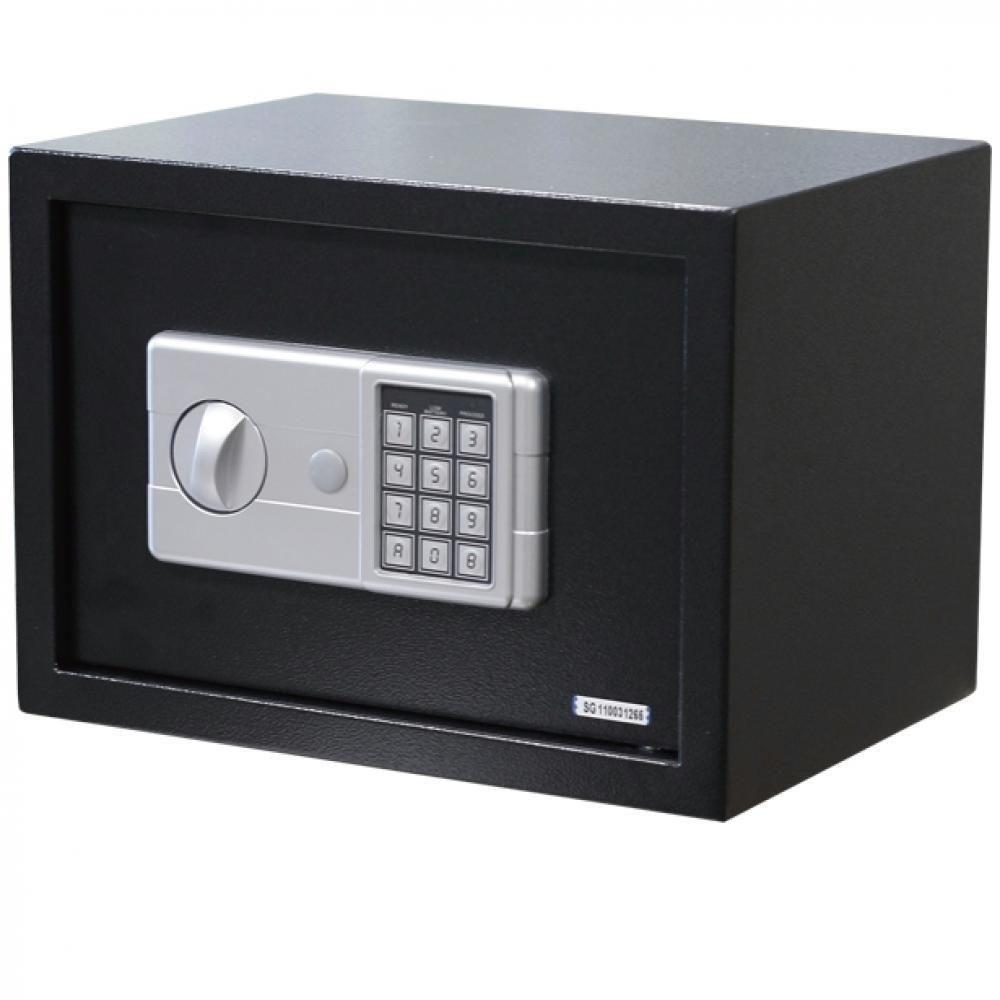 """Black Large 15"""" Digital Electronic Safe Box Keypad Lock"""