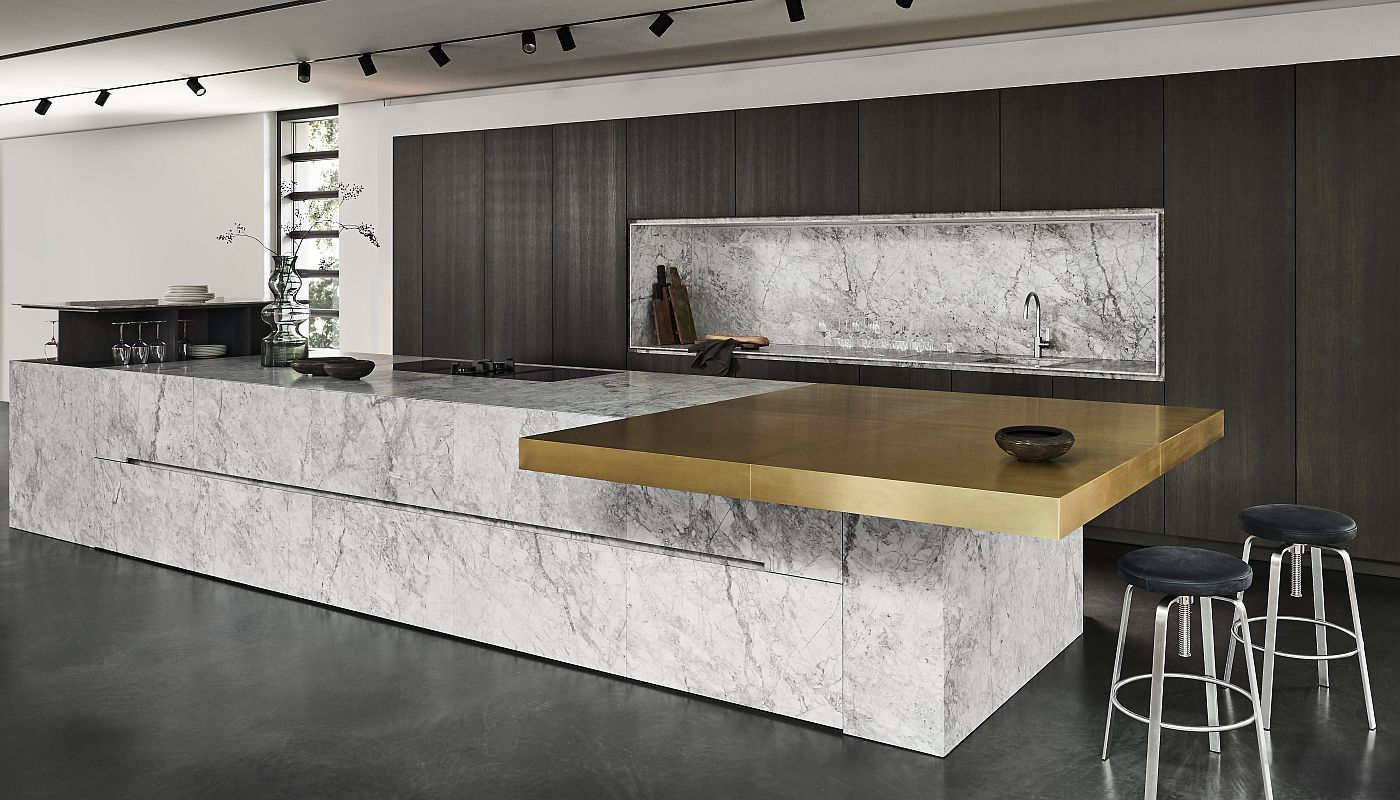 eggersmann luxury sliding kitchen | kitchen design trends