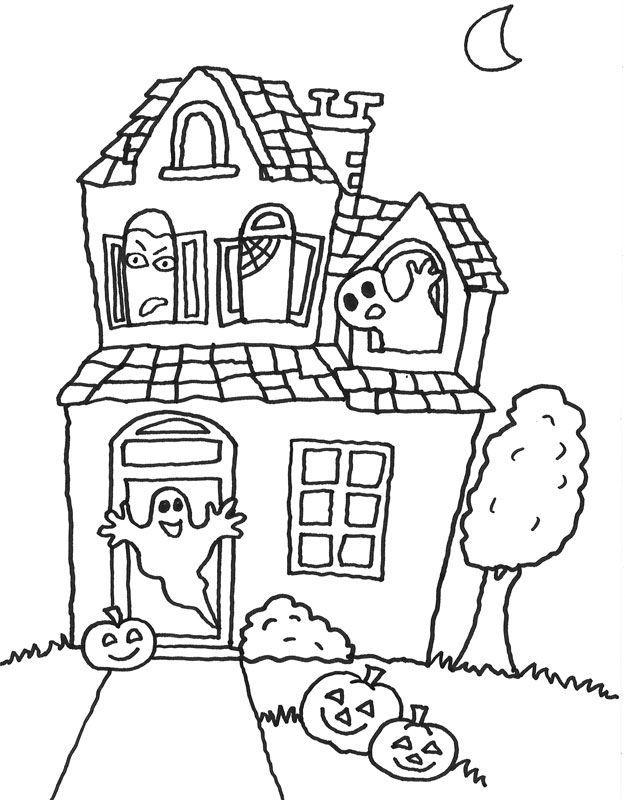 ausmalbilder halloween für kinder #ausmalbilder #malvorlagen ...