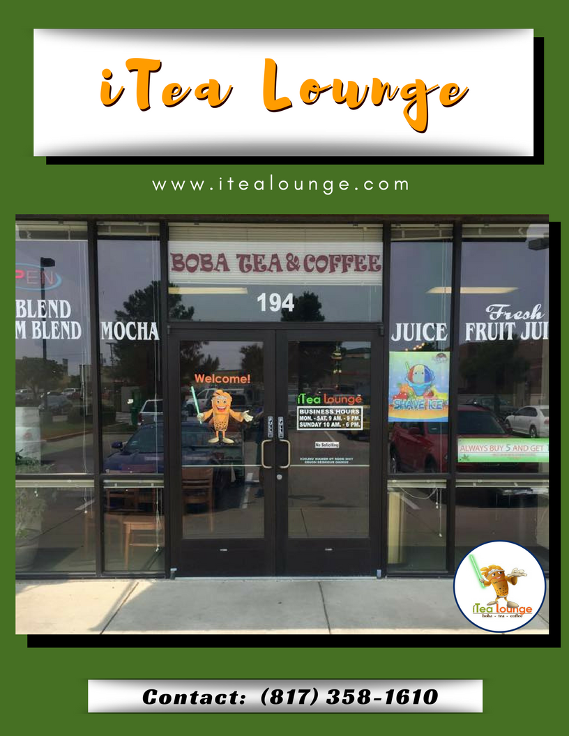 Coffee Shop near me, Bubble Tea in Euless, TX, Smoothies