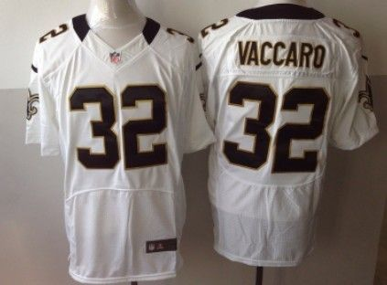Hot Nike New Orleans Saints #32 Kenny Vaccaro White Elite Jersey | NFL  for sale