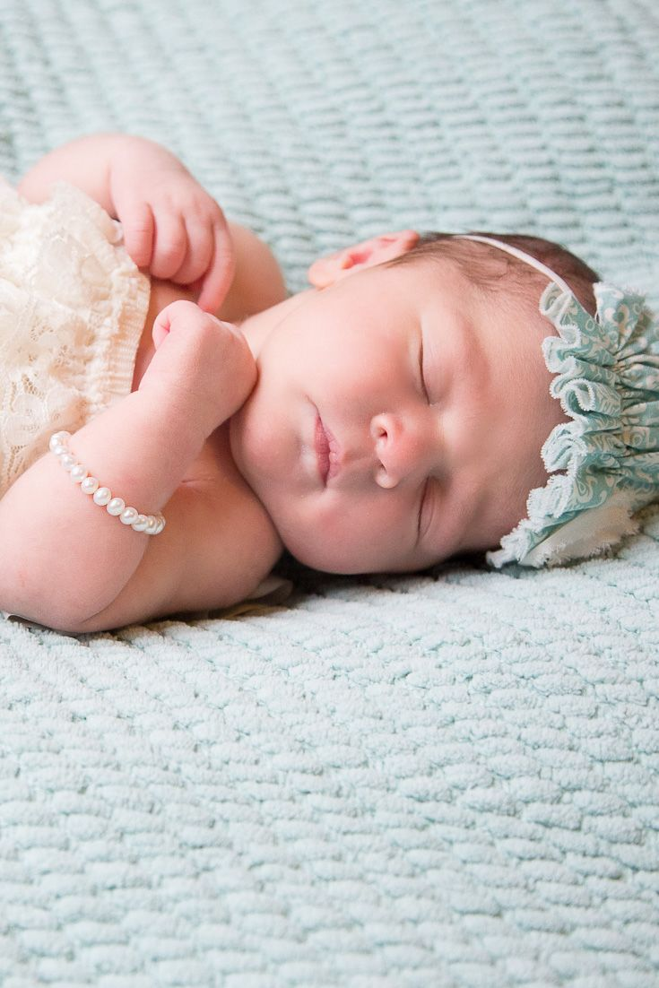 Adorable, meaningful real pearl jewelry for baby. A beautiful ...