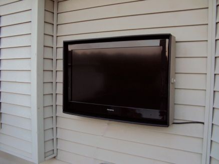 Rain Proof Dent Everything Case For An Outdoor Tv This Would Be Amazing To Have On Your Patio