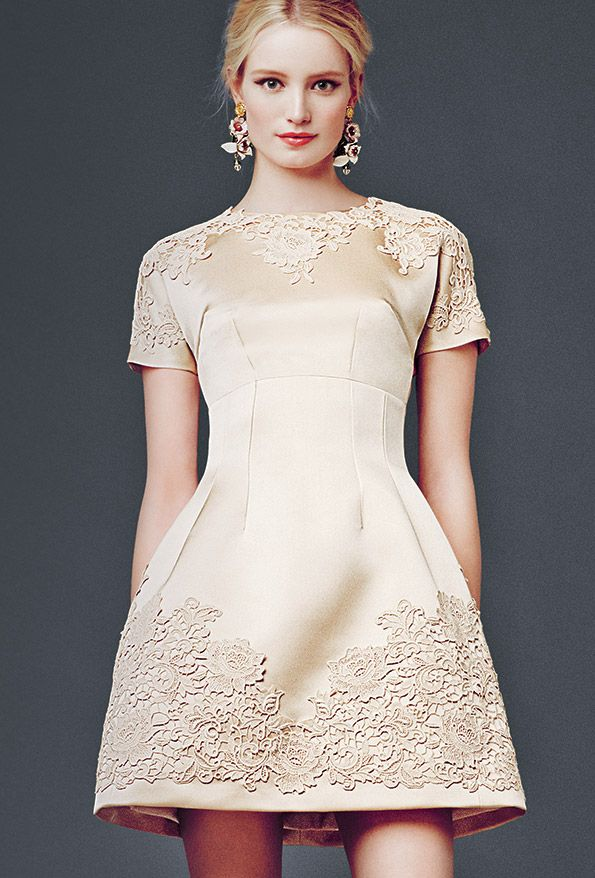 Dolce   Gabbana Woman s Apparel - Collection Fall Winter 2014 2015 7ca7e29009