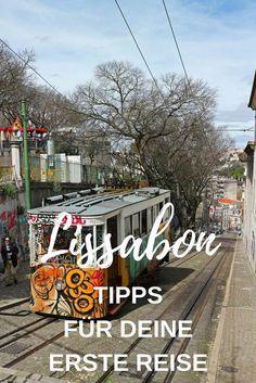Lissabon Tipps: 5 TOP Sehenswürdigkeiten, die du gesehen haben musst #traveltoportugal