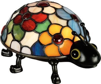 This charming ladybug is full of personality, and adds a touch of whimsy to most any room in your home