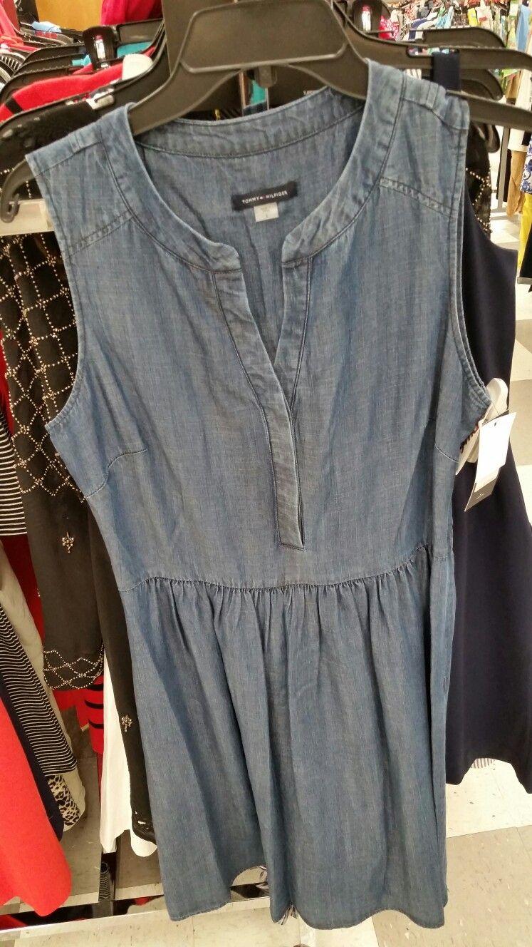 ed398f9e149 Tommy Hilfiger dress at TJ-maxx