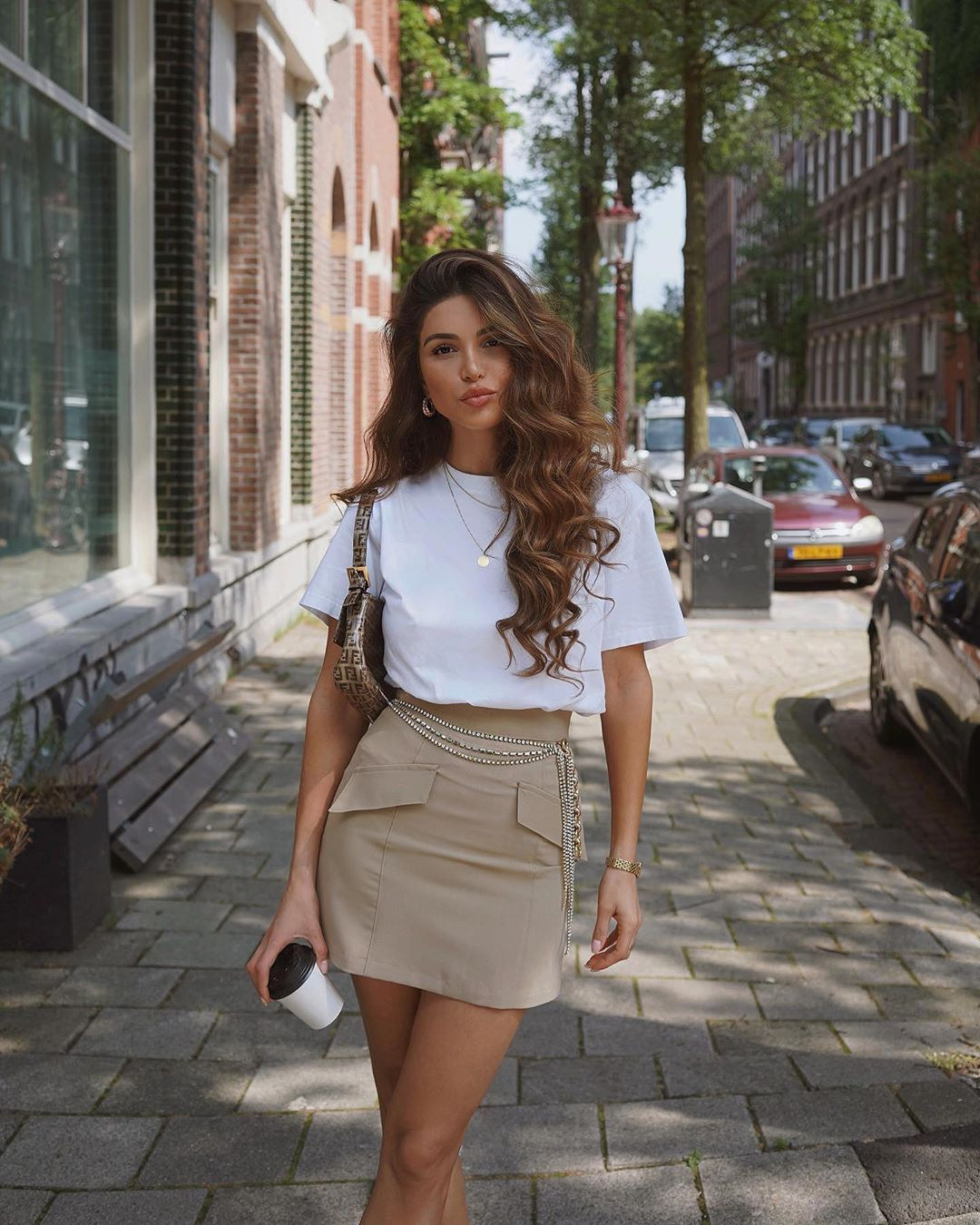 "Negin Mirsalehi on Instagram: ""Work attire and getting things done!"
