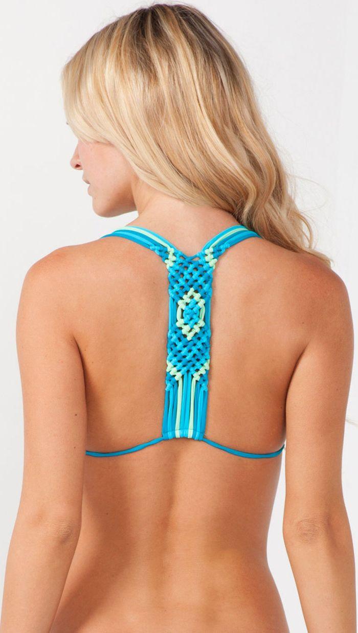 Rip Curl Sunray Triangle Bikini Top
