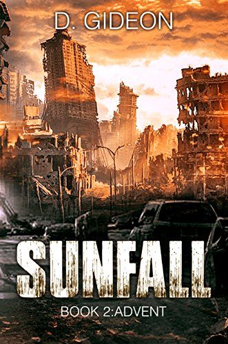 Sunfall A Post Apocalyptic Survival Fiction Series Book Outdoor Survival Kit Survival Survival Prepping