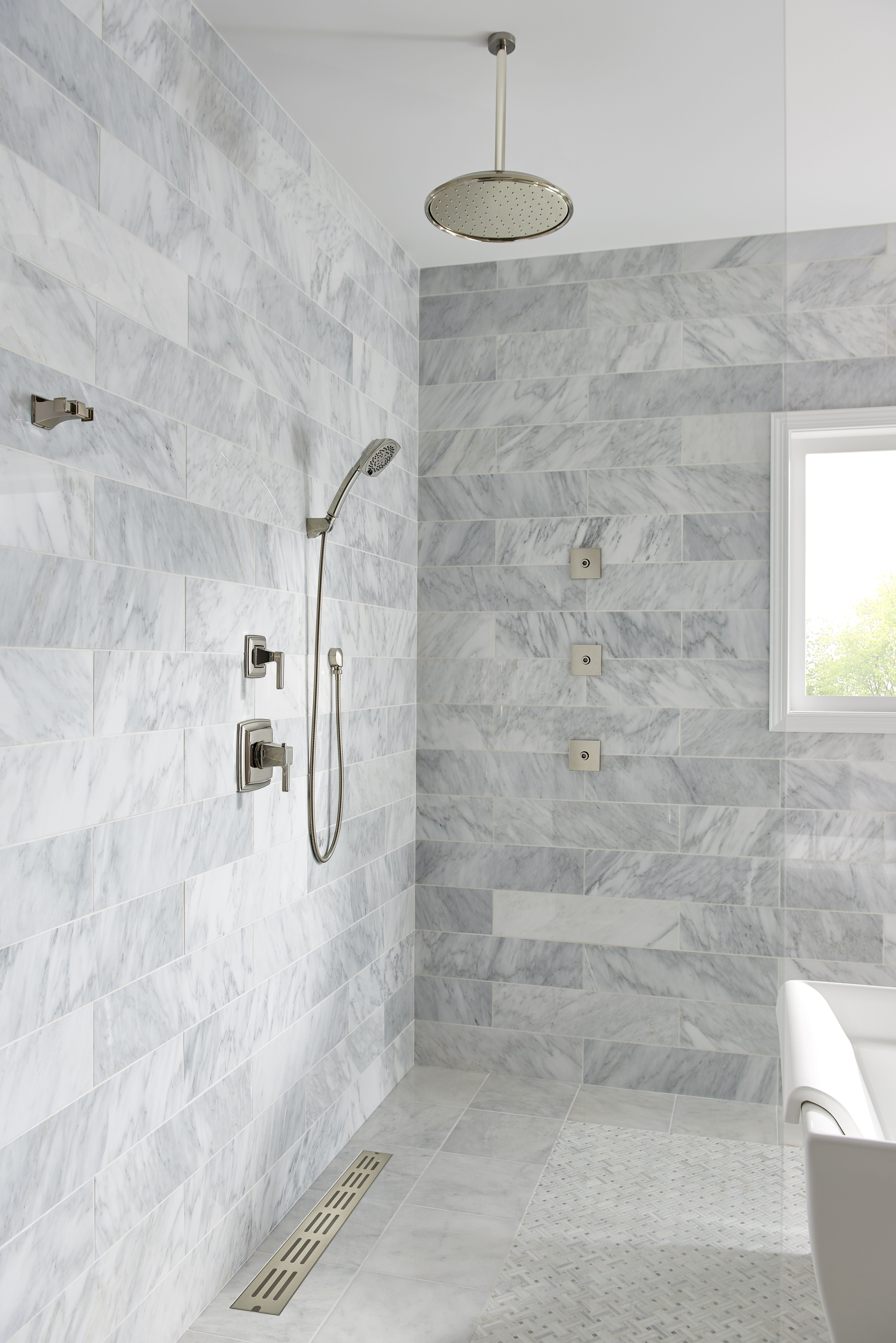 The Ultimate Shower Design Using Toto Products Bathroom