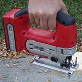 Craftsman 20-Volt Lithium-Ion Cordless Sabre Saw: Craftsman 20-Volt Cordless Sabre Saw