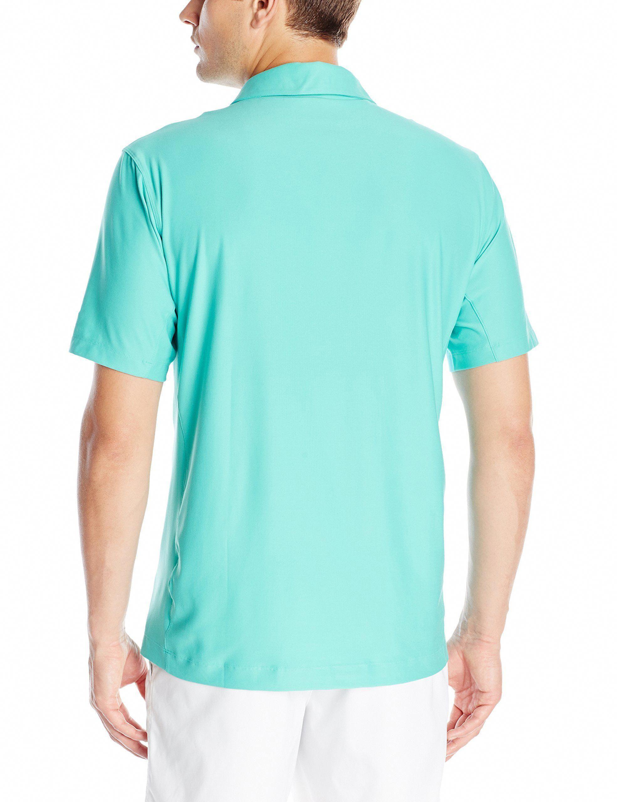 Men Golf Clothing Nike Mens Tech Embossed Polo Shirt Lt Retro