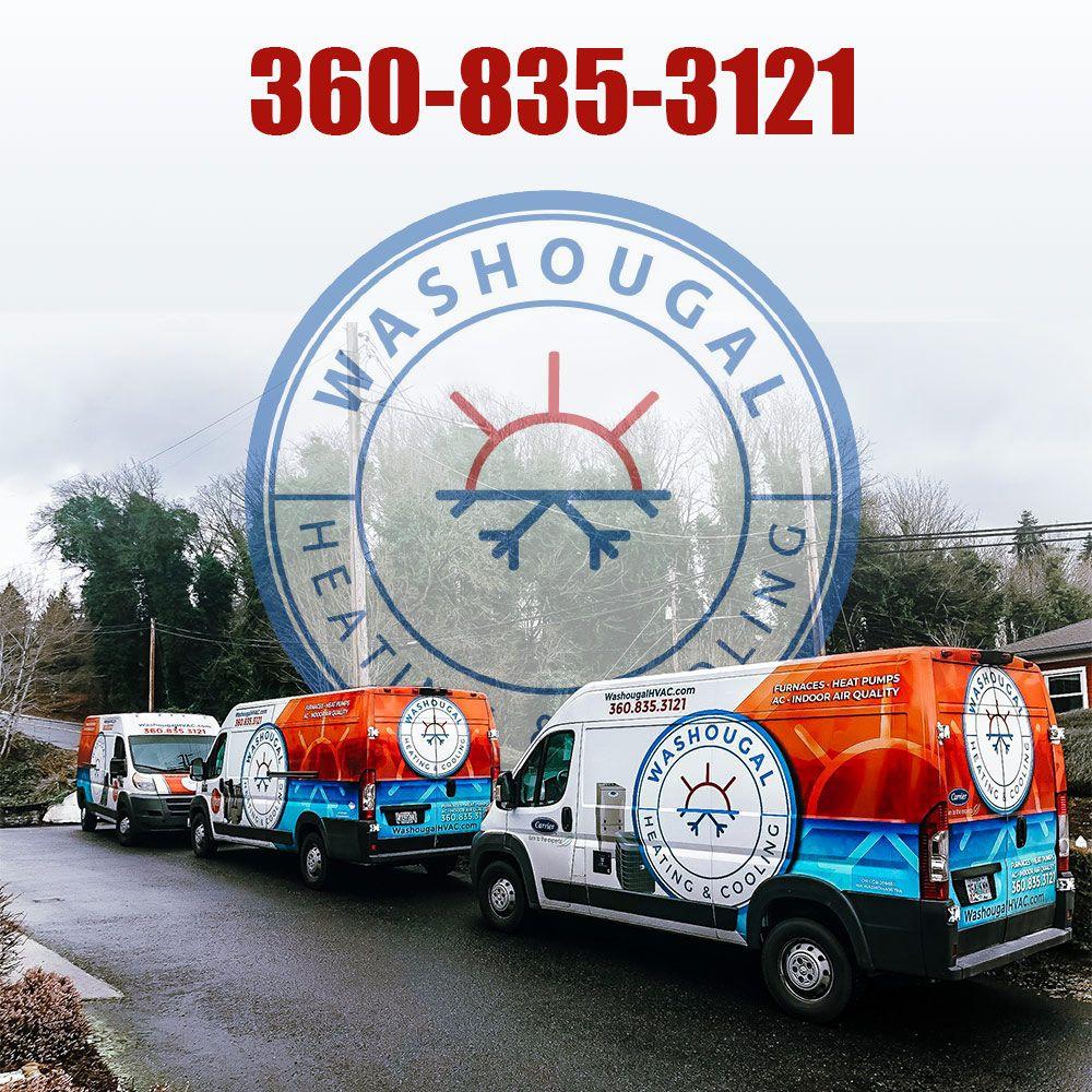 Washougal Heating Cooling 360 835 3121 Washougal Portland