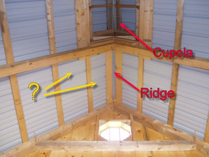 Cupola design for sugar shack google search sugarshack for Cupola plans pdf
