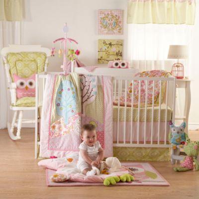 Lolli Living 174 Poppy Seed 4 Piece Crib Set