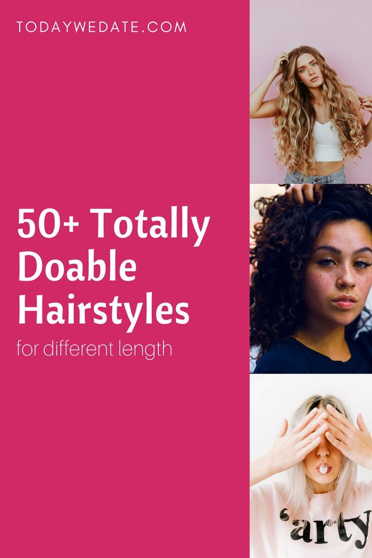 50+ Effortless DIY Date Night Hairstyles For ALL Hair Types ...