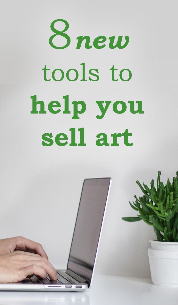 Foliotwists art website builder has 8 brand new art