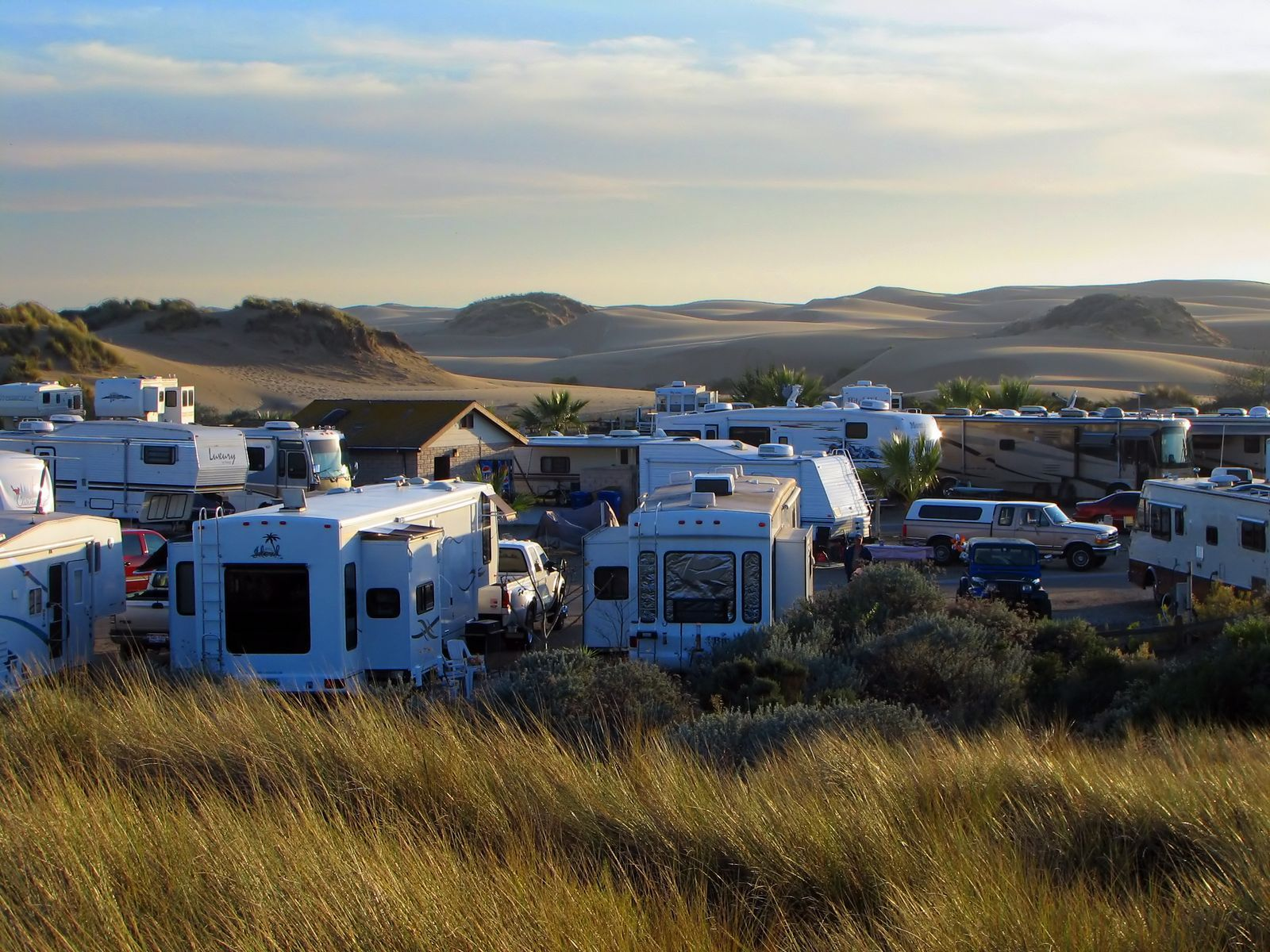 Rv Sites In California Beaches