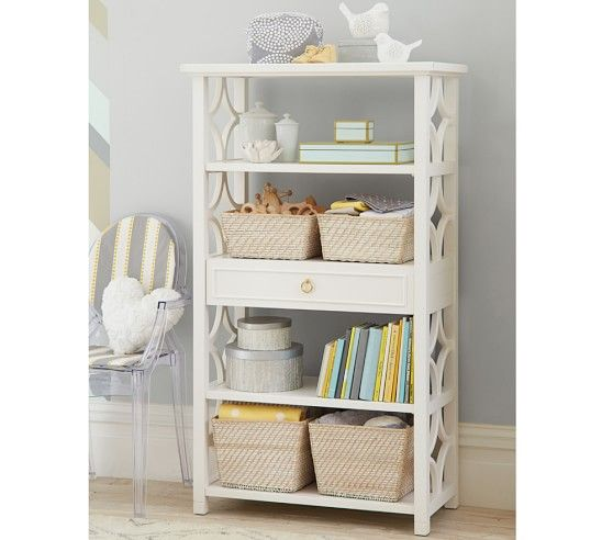 Ava Regency Tall Bookcase Pottery Barn Kids Kids Furniture