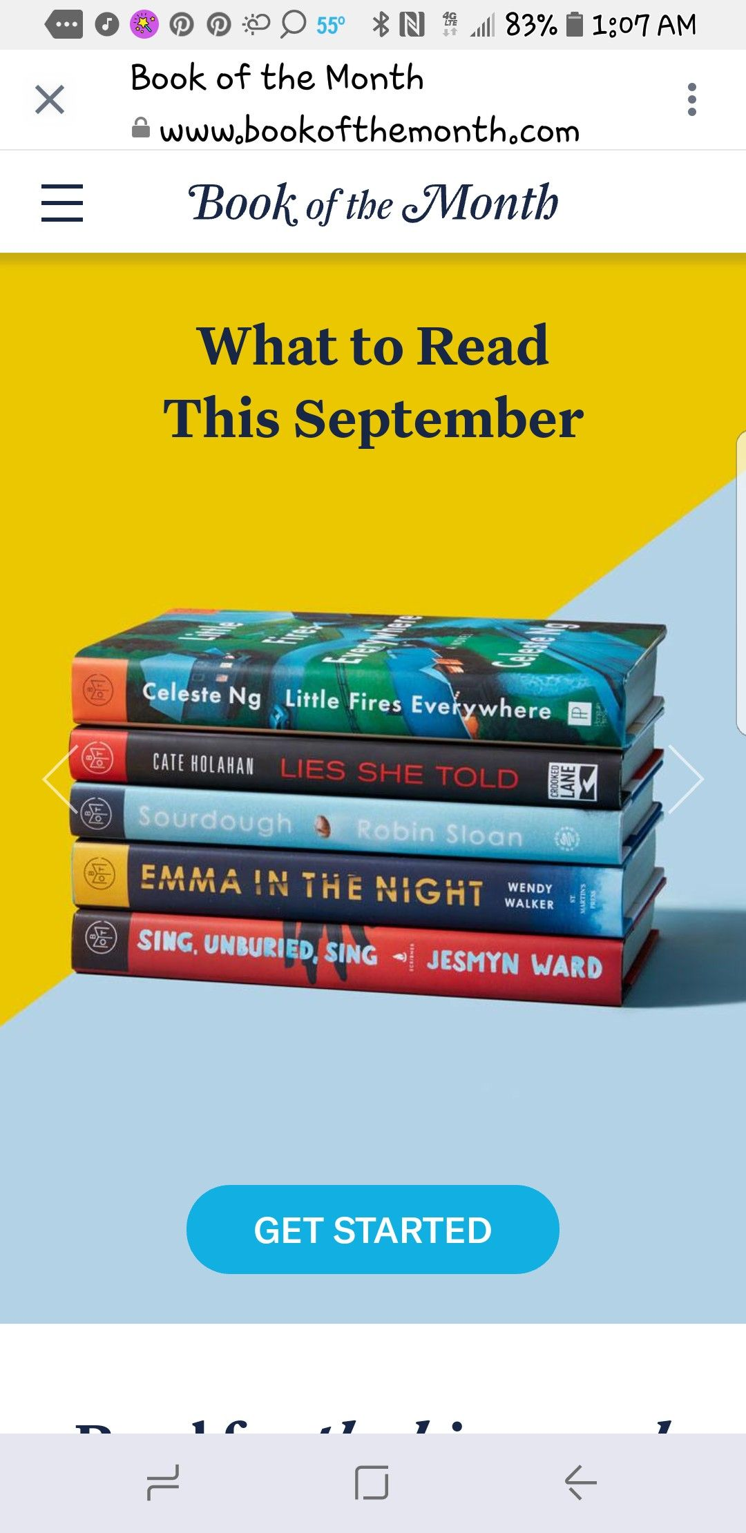 Pin by Terri on Books What to read, Night walkers, Books