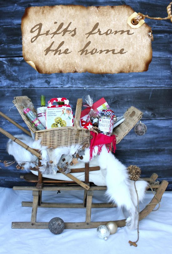 gifts from the heart and home Gifts - Wrap It Up Pinterest