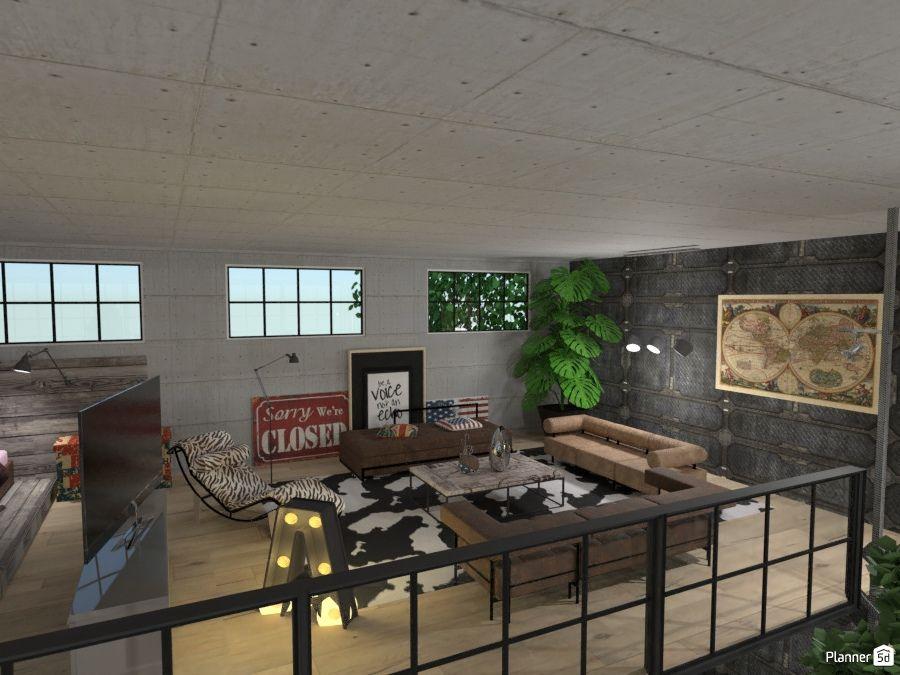 Industric Living Room Planner 5d Design Your Dream House Home Design Software 3d Home Design