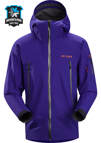 Great ski jacket! - Arcteryx Sabre SV