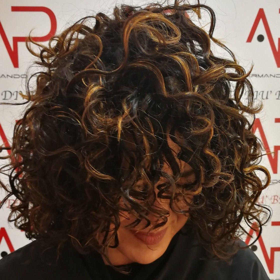 Pin di Tagli Capelli Ricci su Curly Hair   Tagli di ...